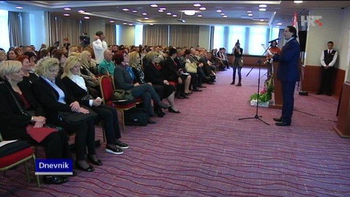 Obilježena 25. obljetnica osnutka Hrvatskog strukovnog sindikata medicinskih sestara – medicinskih tehničara, 11. svibnja 2016.