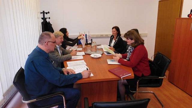 Zavod za unapređivanje zaštite na radu, sastanak sa predstavnicima Sindikata