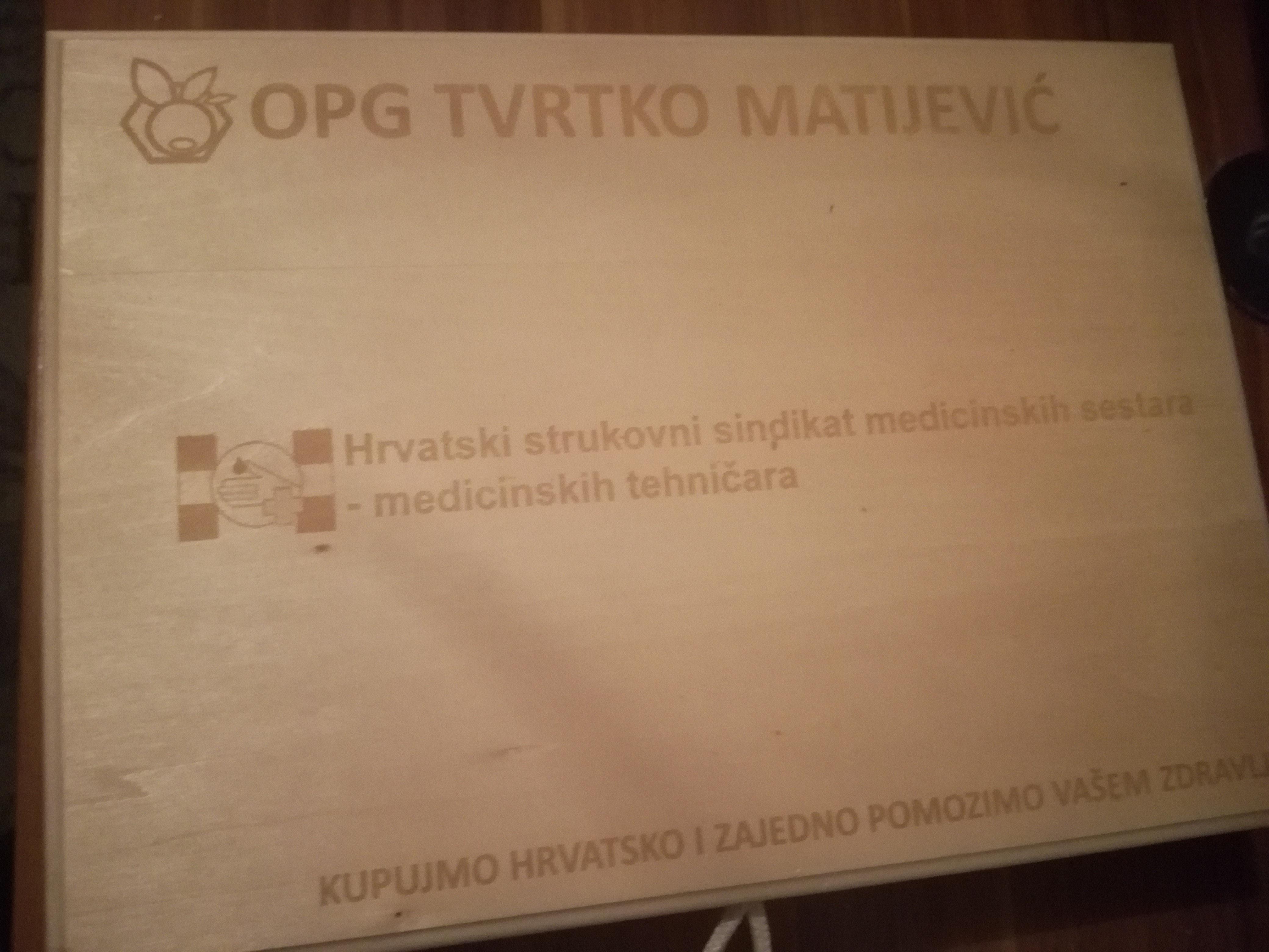 Opg Tvrtko Matijević nudi popust za članove