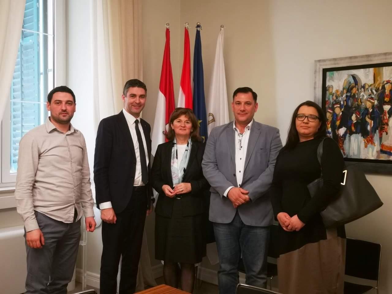 Dopis gradonačelnika Mata Frankovića
