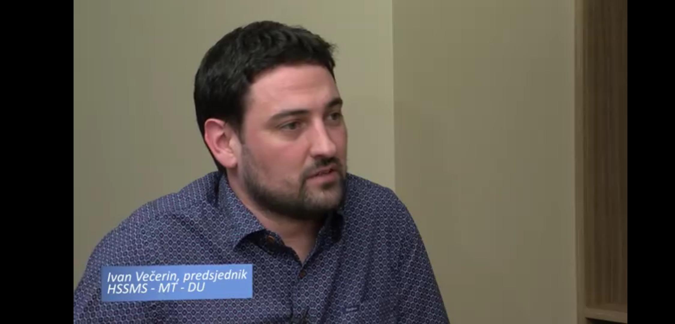 Intervju za  Dubrovački dnevnik